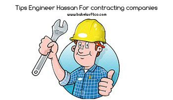 Engineer Hassan Tips for Construction Companies