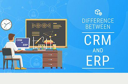 The difference between ERP and CRM systems And most important advantages