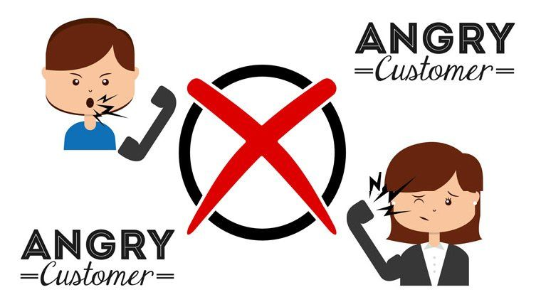 How to deal with an angry customer, You must be proficient in dealing with all clients