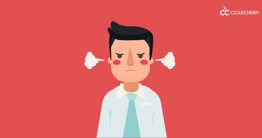 كيفية التعامل مع العميل الغاضب
